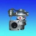 Turbochargers Isuzu