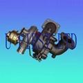 Turbochargers Mitsubishi