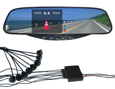 Auto Parking Sensor System 1