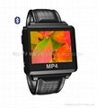 Bluetooth stereo. MP4 waterproof watches