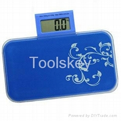 electronic scale body sacle pocket scale body scale bathroom scale