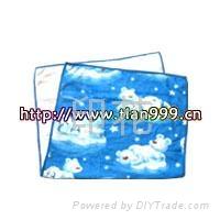 天织坊超细纤维印花毛巾