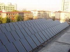 falt solar collector