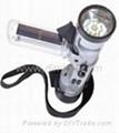 Dynamo multifunction flashlight 1