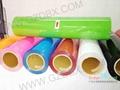 PVC heat transfer vinyl  50cm*25m for t shirt 2