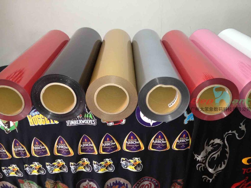 PVC heat transfer vinyl  50cm*25m for t shirt 3