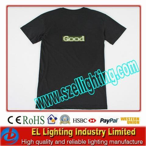 LED 衣服 3