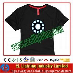 Iron Men III, El equalizer t shirt