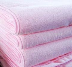 microfiber warp kintted towel