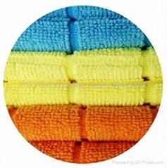 microfiber lattice towel