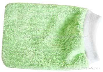 microfiber chenille glove 2