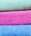 microfiber terry warp towel
