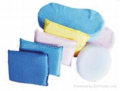 microfiber sponge pad