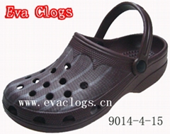 Man eva clogs
