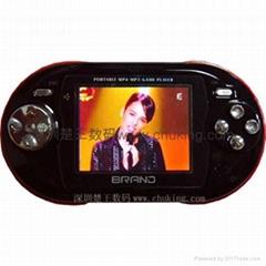 高清游戏机MP4