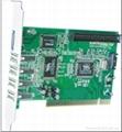 PCI SATA+USB2.0
