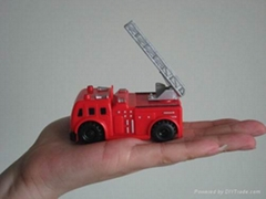 Inductive Fire Truck