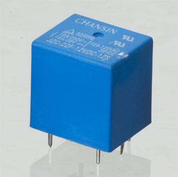 小型继电器 - jzc-22f