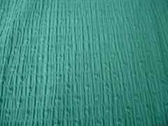 全棉剪花绉布