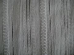 Cotton Jacquard Stretch Fabric