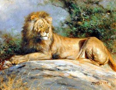 动物油画 (中国 福建省 生产商) - 书画工艺品 - 工艺