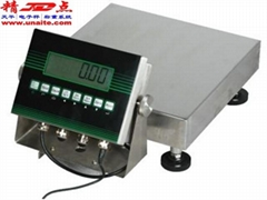 防水型不锈钢电子台秤