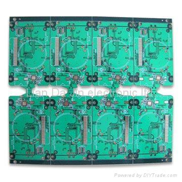 6 layer PCB 1