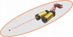 650nm laser module, red beam