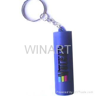 PVC鑰匙扣 3