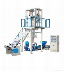 High & low-pressure Blowing Film Machine
