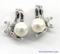 South Pearl Earrings