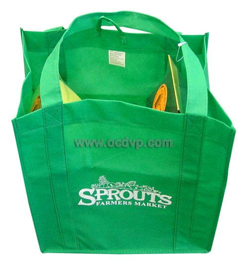 Polypropylene nonwoven bag,fabric shopping bags,advertising bag ...