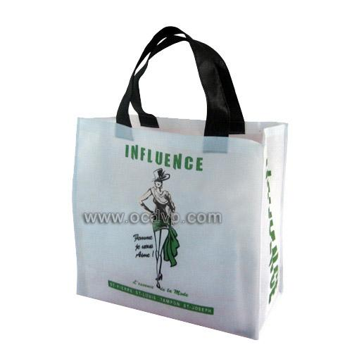 Polypropylene nonwoven bag fabric shopping bags advertising bag 3Polypropylene Shopping Bags
