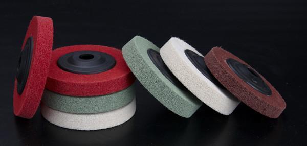 Woven Disc Basket : Non woven polish disc kingstone china manufacturer