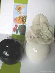 陶瓷瓶+花香插