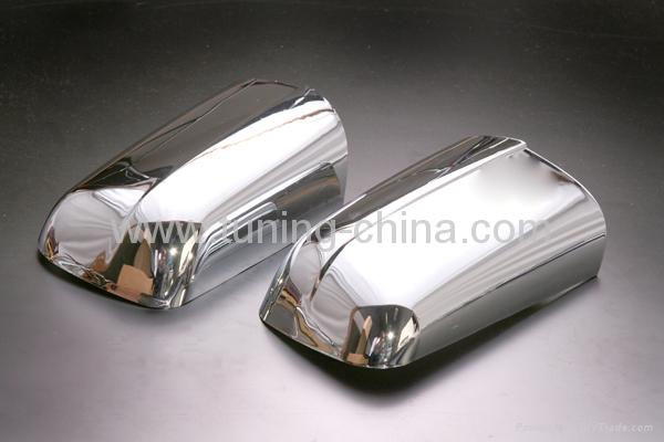 Hot mercedes benz w210 e class chrome trim t cm3fs for Mercedes benz chrome accessories