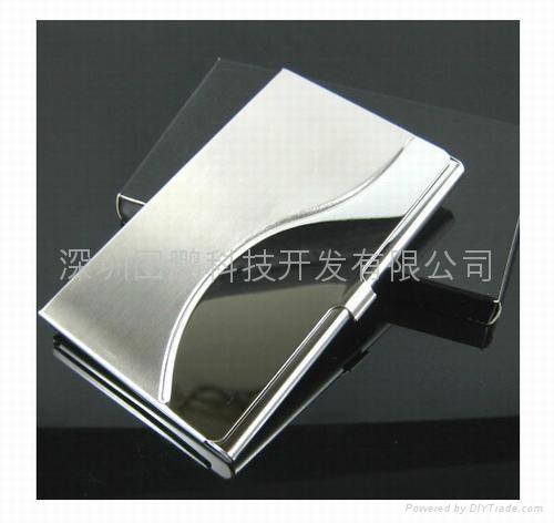 金屬名片盒 3