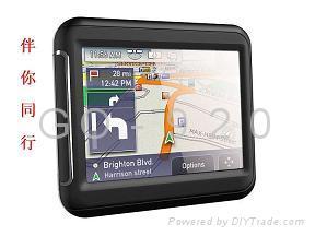 portable Navigation Device 1