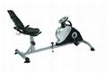 fitness equipment recumbent bike