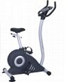 fitness equipment upright bike