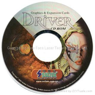 CD-ROM Duplication Services 1