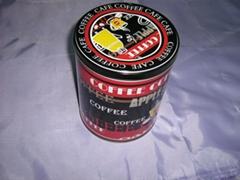 SELL COFFEE TIN BOX