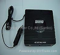 Car 110/220/230V Power Inverter With FM Transmitter