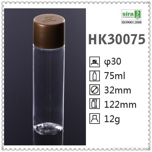 180ML PET 瓶配泡沫泵瓶洗面奶瓶 3