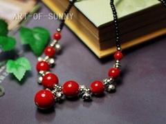 Tibetan Jewelry - Necklace 1