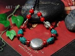 Tibetan Jewelry - Necklace 2