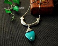 Tibetan Jewelry - Necklace 3