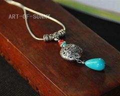 Tibetan Jewelry - Necklace 5