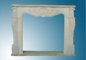 Sell Fireplace Mantel,Granite,Marble,Stone Carving 5