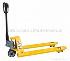Supply CBY-DF manual hydraulic carrier